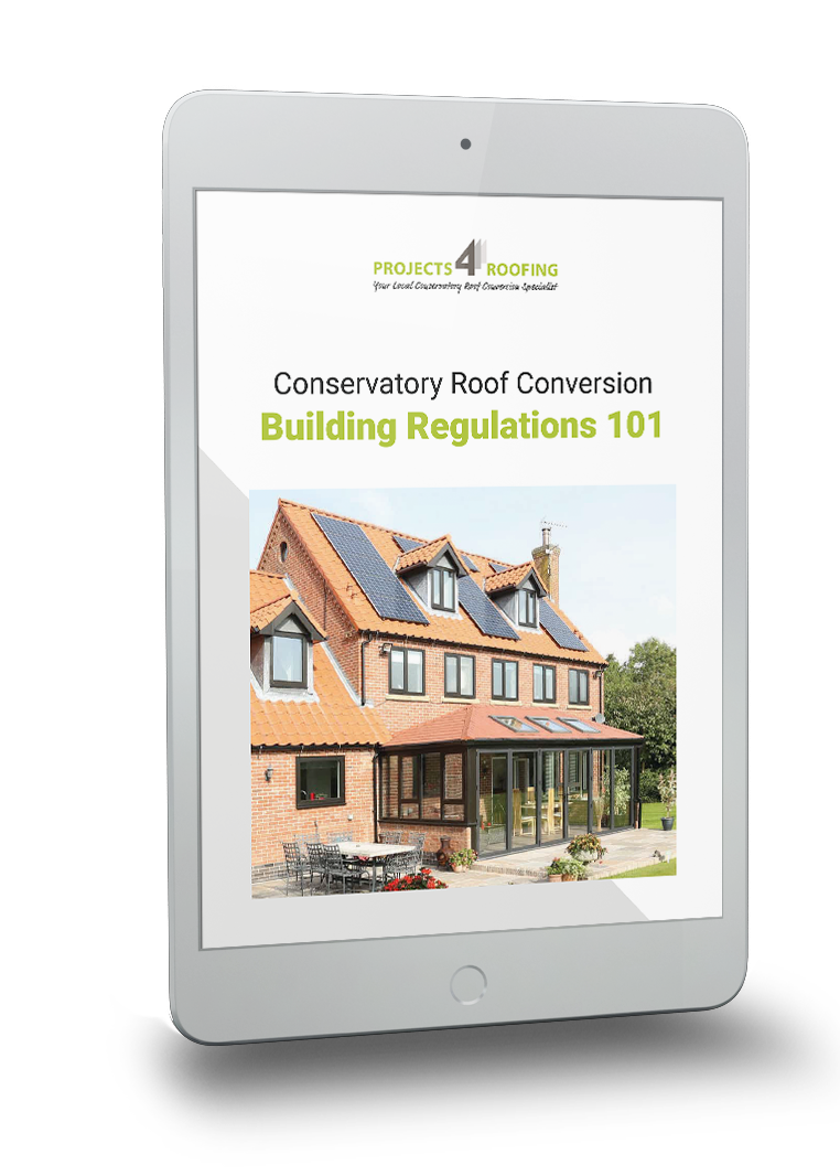 Do You Need Building Regulations For Your Conservatory Roof Conversion Building Regulations 101 Guide Image